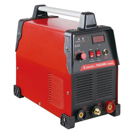 AC/DC Inverter TIG Arc Welder, MOSFET Welding Machine