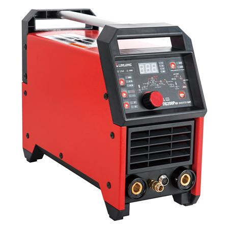 Pulsed TIG Inverter Welder, IGBT Welding Machine